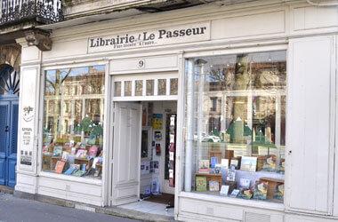 Librairie-le-passeur